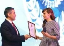 Депутата Элину Паули назвали одаренной