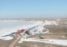 В Прииртышье закончилась первая фаза паводкового периода