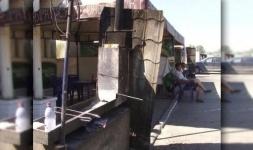 Владельцы придорожных кафе, находящихся за автогужевым мостом, не могут получить обещанную чиновниками компенсацию.