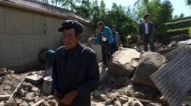 Землетрясение разрушило 360 школ в Китае