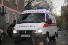 В Павлодаре мужчина разбился, упав с балконамногоэтажки