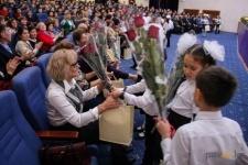 Павлодарских учителей поздравили с профессиональным праздником
