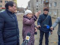 В Павлодаре обнаружили разрытие после ремонта коммунальщиков, которое не устранили с прошлого года