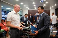 Американский производитель сельскохозяйственной техники хочет открыть в Павлодаре сервисный центр по обслуживанию техники
