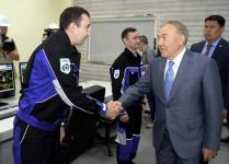 Нурсултан Назарбаев: труд должен быть нашей главной обязанностью
