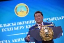 Булат Бакауов посоветовал жителям области экономить и запасаться углем заранее