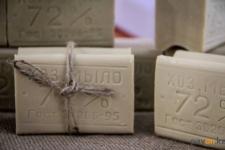 Семейный бизнес по производству мыла в Экибастузе поучаствовал в областной выставке продукции местных товаропроизводителей