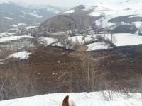 Сотни человек эвакуированы в Кыргызстане из-за оползня