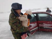 В ДЧС Павлодарской области рассказали о спасении людей и техники в условиях непогоды