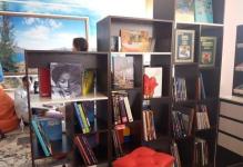 В поселке Ленинском открыли коворкинг-центр и придорожное кафе