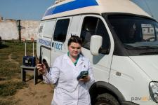 Совместные замеры провели общественники и экологи АО «Алюминий Казахстана»