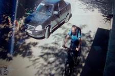 В Павлодаре разыскивают велосипедиста, который сбил пешехода с ребенком