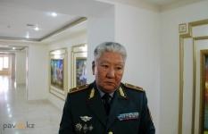 В Павлодаре генералы МВД обменялись взаимными просьбами