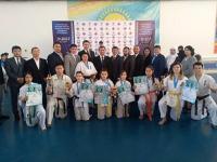 Павлодарские каратисты завоевали 4 золотых и 3 бронзовые медали в республиканском чемпионате
