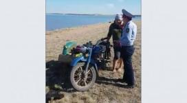 Группа браконьеров сбежала с ценными рачками в Павлодарской области