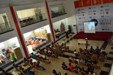 Механизм получения стипендии «Болашак» разъяснили на скайп-конференции в Павлодаре