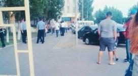 Полицейского зарезали в участковом пункте в Павлодаре