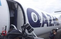 Первый полет авиакомпании Qazaq Air не состоялся