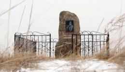 В селе Басколь Майского района установили стелу, посвященную казахско-джунгарской войне