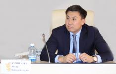 Аким Степногорска АнуарКумпекеев рассказал, как в моногороде решается «квартирный» вопрос