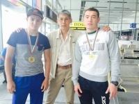 Павлодарцы стали чемпионами мира по джиу-джитсу