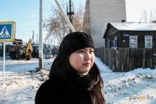 В Павлодаре начали оказывать помощь жителям домов пострадавших от аварии магистрального водовода