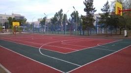 О работе новых площадок в горсаде рассказали в отделе спорта