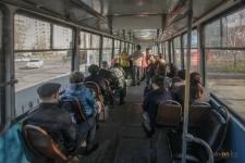 В павлодарском транспорте снова будут исследовать пассажиропоток