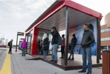 Российский чиновник пришел в шок от стоимости отапливаемой остановки в Астане