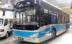 В Павлодаре появится 30 новых автобусов