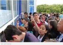 В Кокшетау у школьника во время ЕНТ произошел отек головного мозга