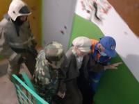 В Павлодаре пенсионерка едва не спровоцировала пожар, забыв о готовящемся обеде