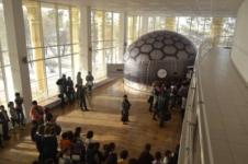 Космос становится ближе. Совсем уже скоро у павлодарских школьников появится собственный планетарий.