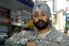 Пентагон разрешил военным носить бороды и тюрбаны