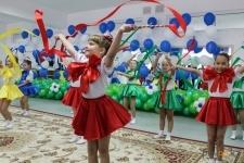 Более тысячи дошколят примут участие в флешмобе ко Дню Астаны