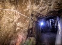 Павлодарские ученые провели освещение в сакральной пещере Коныр-Аулие