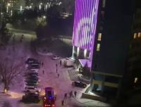 Пожарные объяснили эвакуацию людей из павлодарской гостиницы