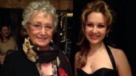 Марию Мудряк внесли в список именитых европейских оперных певцов