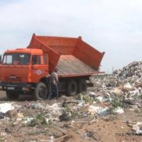 Городскую свалку планируют передать в доверительное управление в Павлодаре