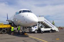 У пассажирки рейса Алматы-Павлодар на взлете случился приступ эпилепсии