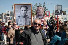 На шествии Бессмертного полка в Павлодаре ожидают около 1500 участников
