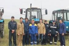 Лучшие трактористы