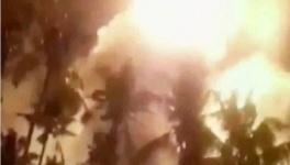 Во время пожара в индийском храме погибли 100 человек
