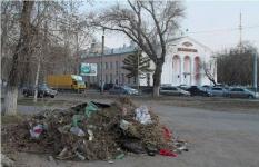 За чистоту сотни павлодарских улиц теперь будут отвечать бюджетники