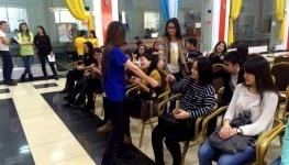 Павлодарские волонтеры отметили профессиональный праздник