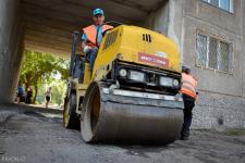 ЖКХ города планирует провести ямочный ремонт внутриквартальных территорий свыше 80 домов