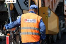 Впервые за 56 лет проведут ремонт дороги в Щербактинском районе