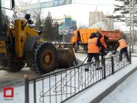 Экологи через суд запретили коммунальщикам сыпать соль на дороги Павлодара