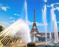Казахстанские туристы могут остаться без фото с Эйфелевой башней