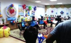 Детская деревня в с. Кенжеколь Павлодарской области отметила пятилетие
